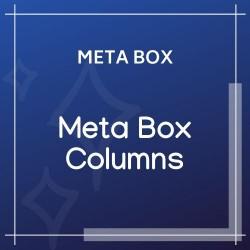 Meta Box Columns 1.2.6