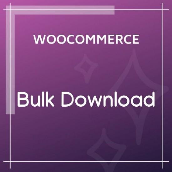 WooCommerce Bulk Download 1.2.13