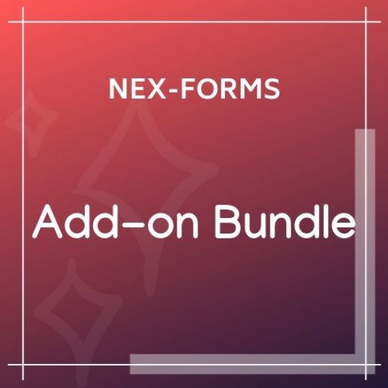 Add-on Bundle for NEX-Forms