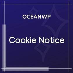 OceanWP Cookie Notice 1.0.5