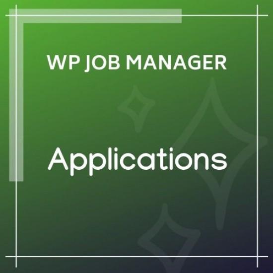 WP Job Manager Applications 2.5.0