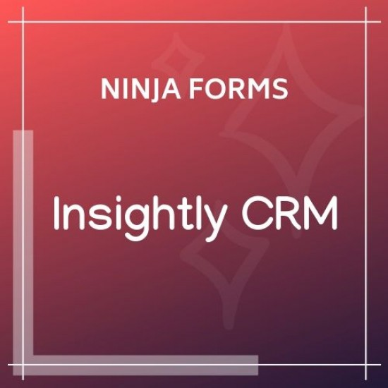 Ninja Forms Insightly CRM 3.2.0
