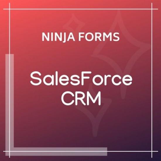 Ninja Forms SalesForce CRM 3.2.0