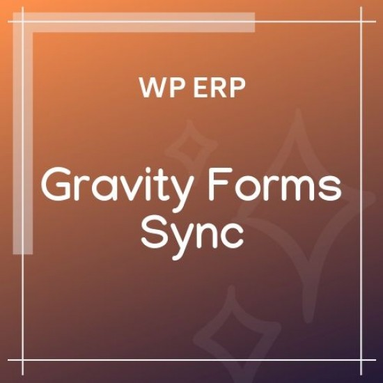 WP ERP Gravity Forms Sync 1.1.0
