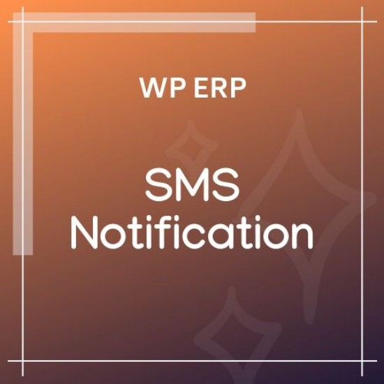 WP ERP SMS Notification 1.1.0