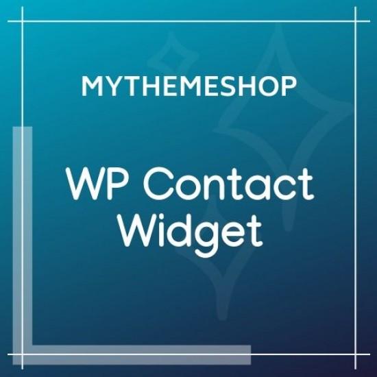 MyThemeShop WP Contact Widget 1.0.3