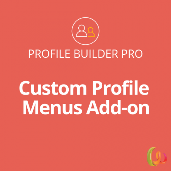 Profile Builder Custom Profile Menus Add-on 1.0.9