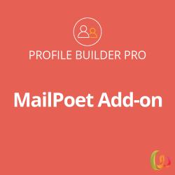 Profile Builder MailPoet Add-on 1.0.4