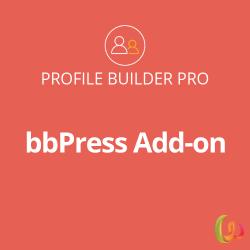 Profile Builder bbPress Add-on 1.0.3