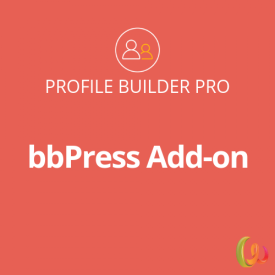 Profile Builder bbPress Add-on 1.0.3