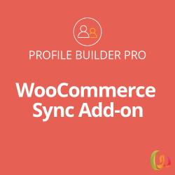 Profile Builder WooCommerce Sync Add-on 1.5.7