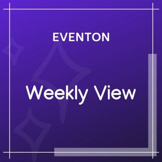 EventOn Weekly View Add-on