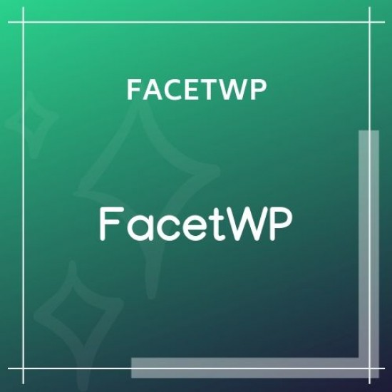 FacetWP Advanced Filtering for WordPress