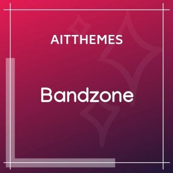 Bandzone WordPress Theme