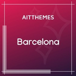 Barcelona WordPress Theme
