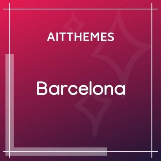 Barcelona WordPress Theme