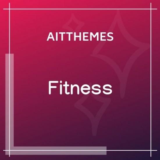 Fitness 1.26 WordPress Theme