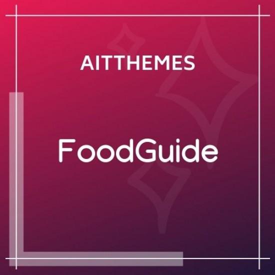 FoodGuide WordPress Theme