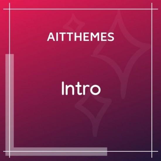 Intro WordPress Theme