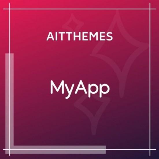 MyApp 1.32 WordPress Theme