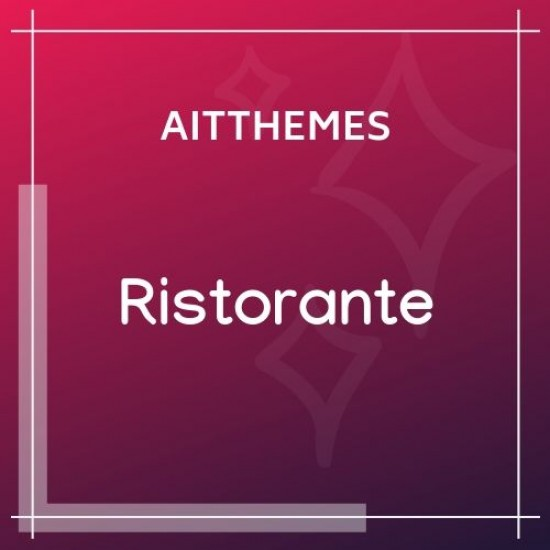Ristorante 1.44 WordPress Theme