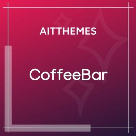 CoffeeBar WordPress Theme
