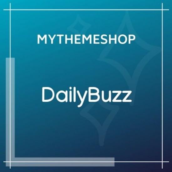 MyThemeShop DailyBuzz WordPress Theme