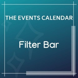 The Events Calendar Filter Bar