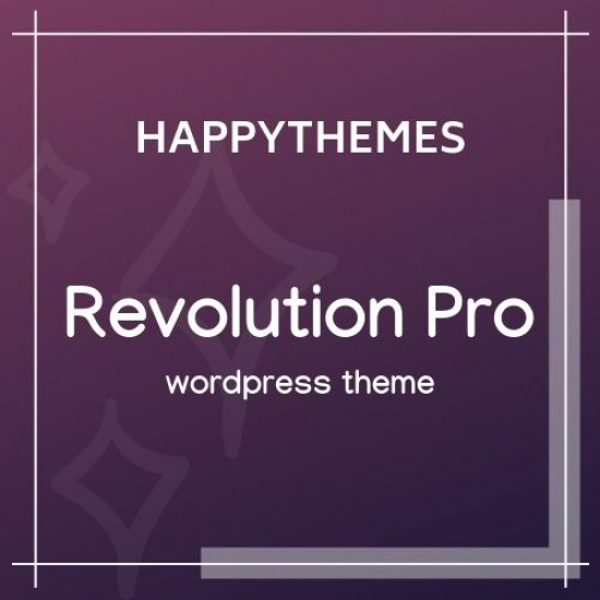 HappyThemes Revolution Pro 1.3