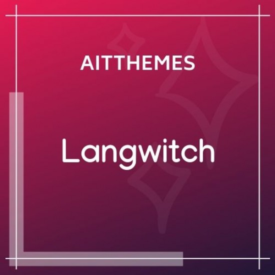 Langwitch WordPress Theme