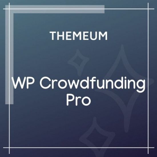 WP Crowdfunding Pro + Theme