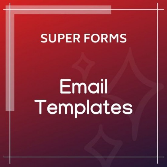 Super Forms Email Templates Add-on 1.1.1