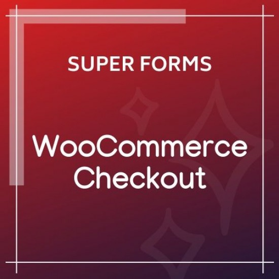 Super Forms WooCommerce Checkout Add-on