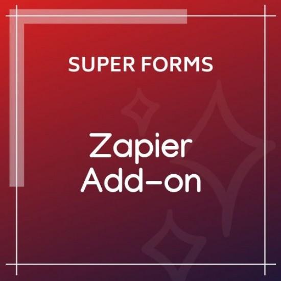 Super Forms Zapier Add-on 1.2.0