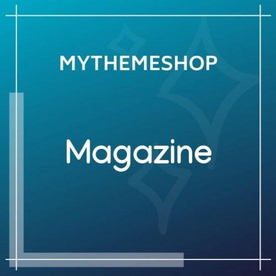 MyThemeShop Magazine WordPress Theme 1.2.4