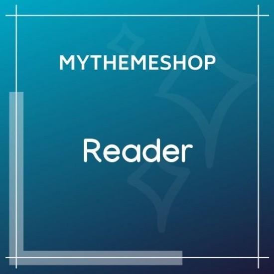 MyThemeShop Reader WordPress Theme
