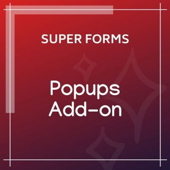 Super Forms Popups Add-on 1.5.0
