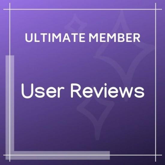 Ultimate Member User Reviews 2.1.5