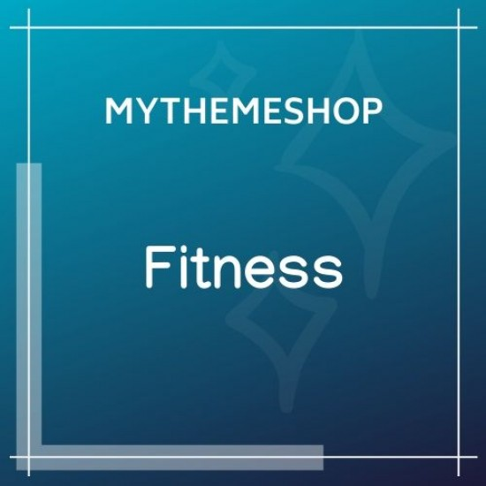 MyThemeShop Fitness WordPress Theme 1.0.4