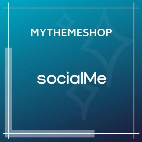 MyThemeShop socialMe WordPress Theme 1.2.4