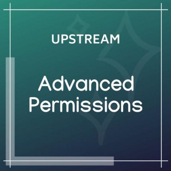 UpStream Advanced Permissions Extension