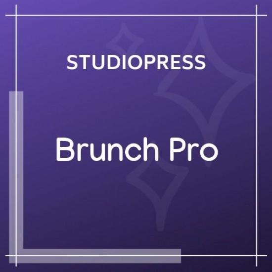Brunch Pro Theme
