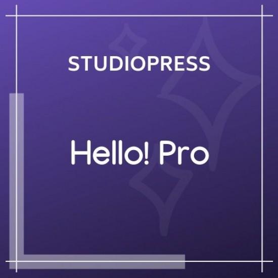 Hello! Pro Theme