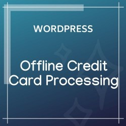 Offline Credit Card Processing for WooCommerce 1.7.10