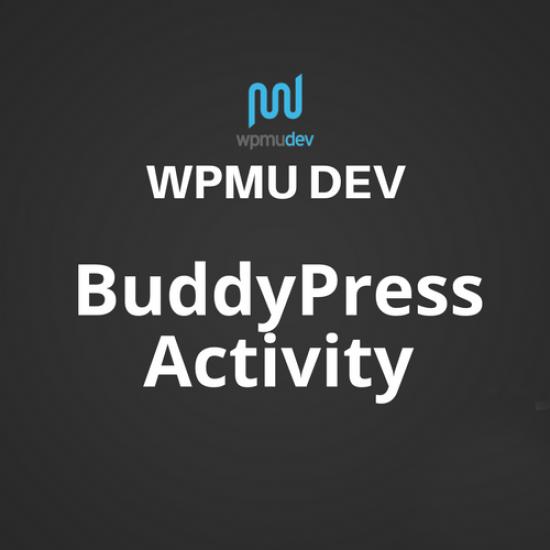 WPMU DEV BuddyPress Activity+
