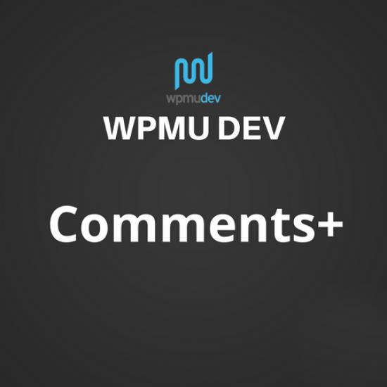 WPMU DEV Comments+ 1.6.9