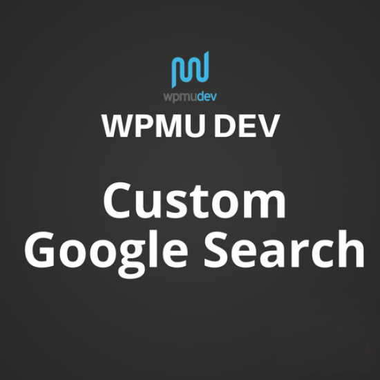 WPMU DEV Custom Google Search 1.2.3