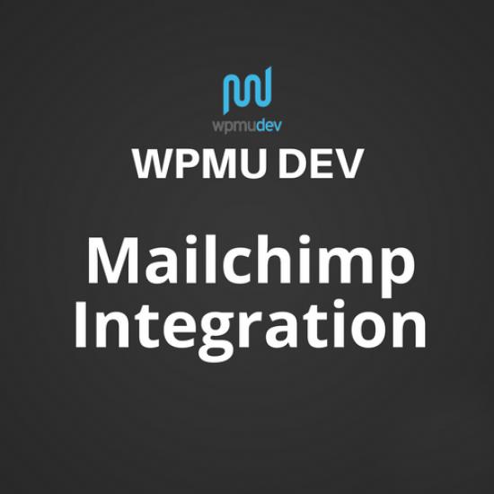 WPMU DEV MailChimp Integration 1.9.6
