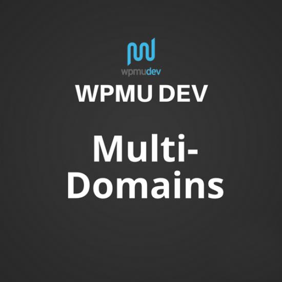 WPMU DEV Multi-Domains 1.3.4.5