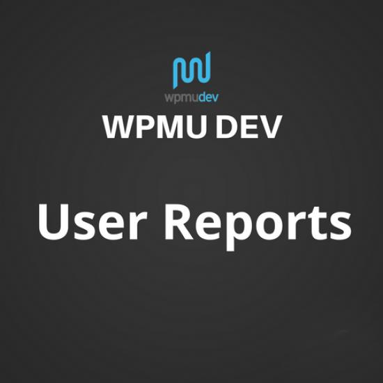 WPMU DEV User Reports 1.1